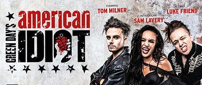 tour of american idiot
