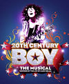 tour of 20th century boy Marc Bolan musical