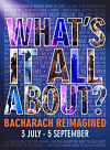 tickets for BAcharach Reimagined