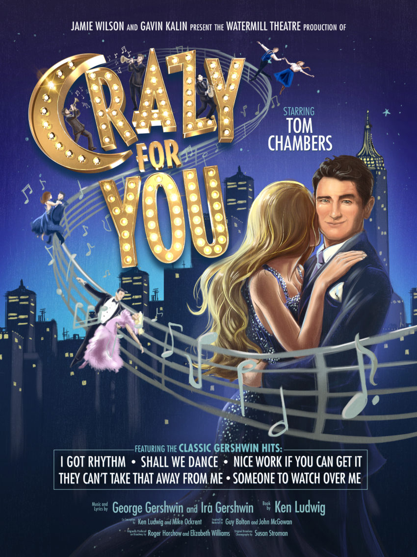 crazy for you tour
