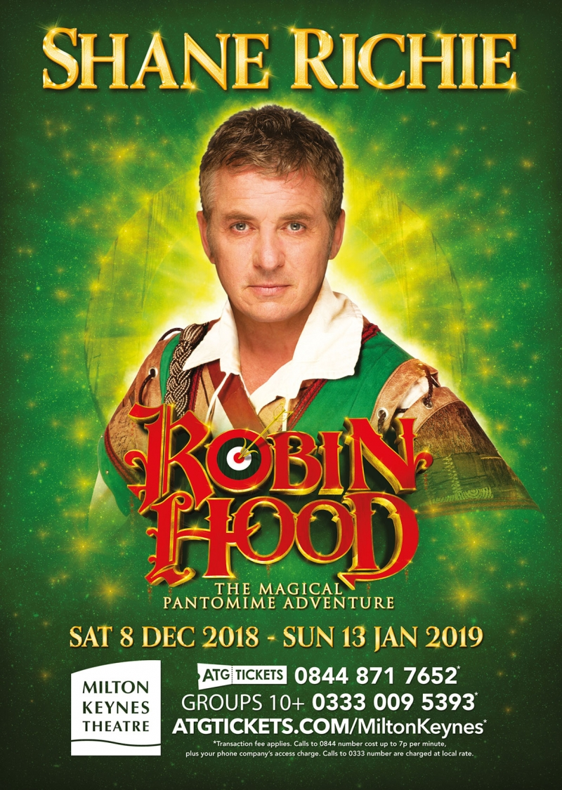 tickets for robin hood panto