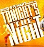 tour of Rod Stewart's Tonight's the Night