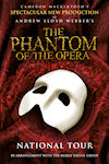 tour of The Phantom of the Opera