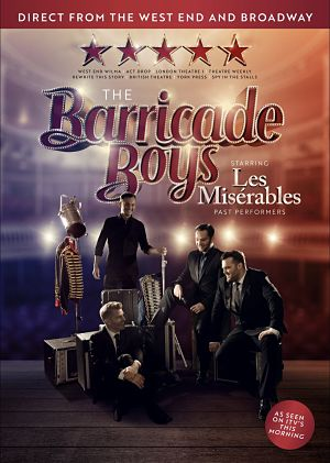 The Barricade Boys Concert Tour Dates And Booking Details