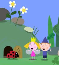 Tour Of Ben Amp Holly S Little Kingdom Ben Amp Holly S