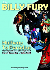 billy fury stour halfway to paradise tour