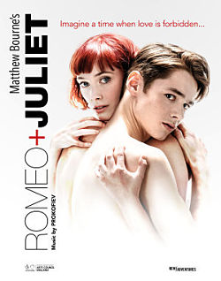 Tour of Matthew Bourne's Romeo and Juliet