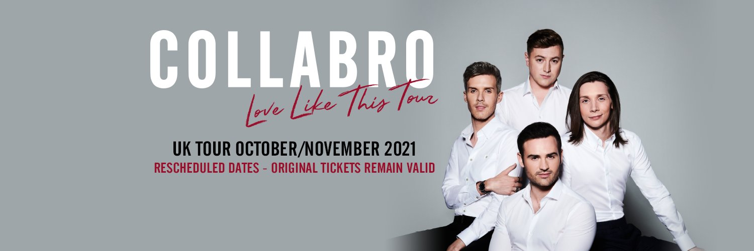 collabro road to royal albert hall tour