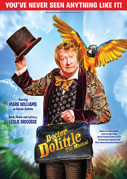 Tour Of Doctor Dolittle Dates And Booking Information