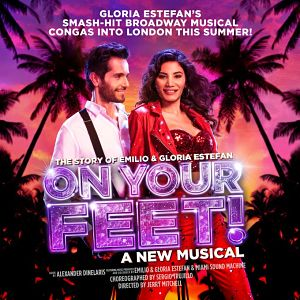 tour of gloria estefan's on your feet