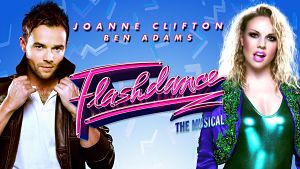 tour of flashdance the musical