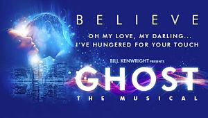 tour of ghost the musical