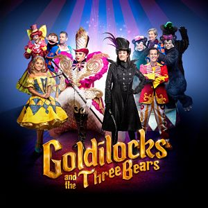 Goldilocks And The Three Bears Pantomime At The London