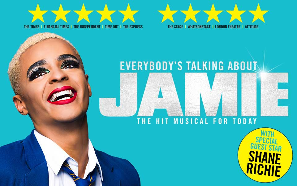 tour of everybody's talking about jamie