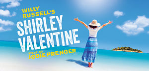 Shirley Valentine on tour