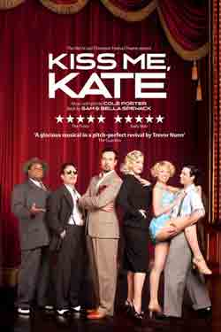 Kiss Me Kate at the Old Vic
