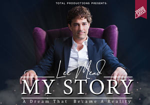 lee mead my story tour