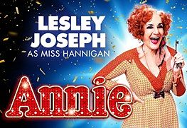 tour of annie the musical