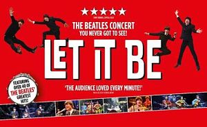 Let It Be Beatles Tribute