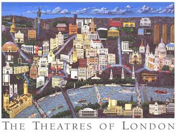 Theatres in London's West End