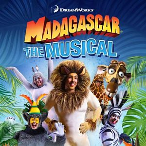 tour of Madagascar the musical