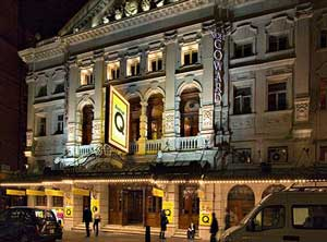 Boekl Coward Theatre