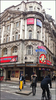 Novello Theatre London What S On And How To Get To The