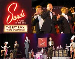 Rat Pack Vegas Spectacular Tour