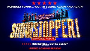 showstopper improvised musical