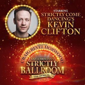 tour of baz luhrman's strictly ballroom