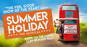tour of Summer Holiday the musical