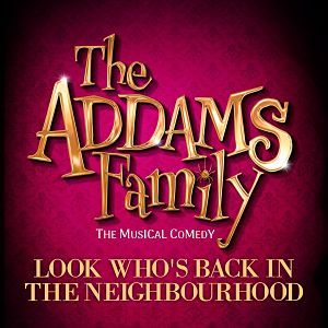 tour of the addams family