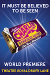 tickets for Charlie & The Chocolate Factory