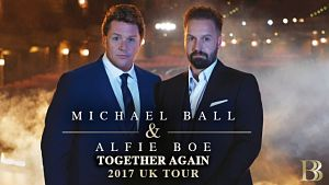 michael ball and alfie boe concert tour
